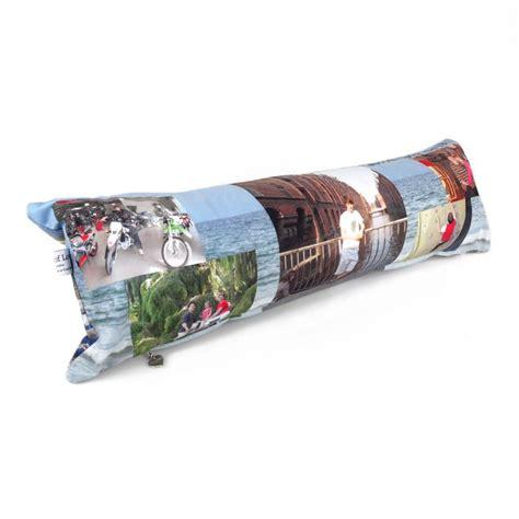 cuscino lungo cuscino lungo personalizzato stato con le tue foto