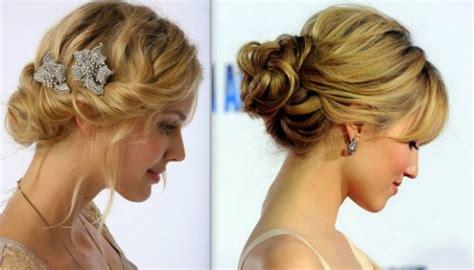 sanggul trendy model sanggul dari rambut pendek hairstylegalleries com