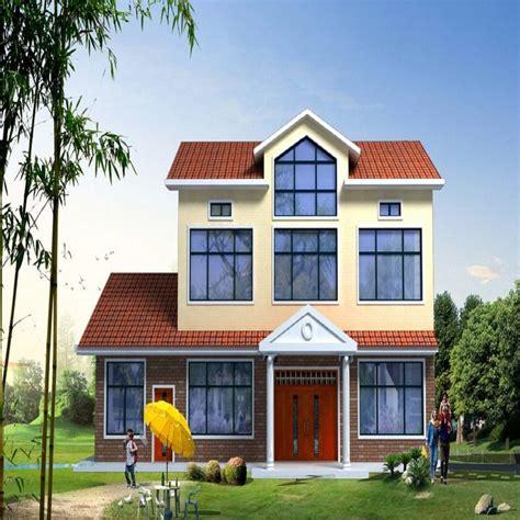 heya 2018 new construction house design prefab steel villa