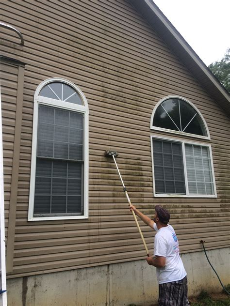 power washing house house pressure washing in duqoin il