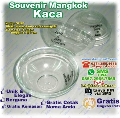 Jual Mangkok Kaca Beling by Souvenir Mangkok Kaca Mangkok Beling Gelas Souvenir