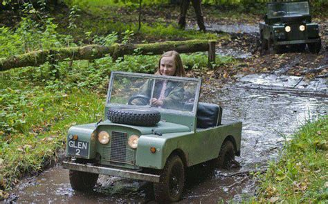 land rover kid good for kids mini land rover pinterest awesome