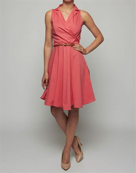 0 3 Dress Sabrina Tema Natal rinascimento jurk abito intero dress sabrina corallo rosso