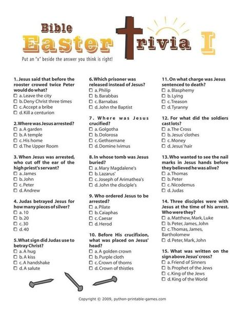 printable bible quiz 25 best ideas about bible trivia on pinterest bible