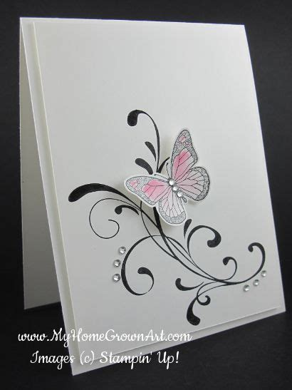 Butterfly Cards Handmade - handmade card easy and everything