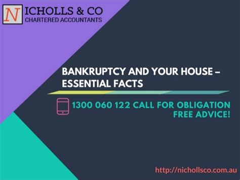 essentials for your house bankruptcy and your house essential facts