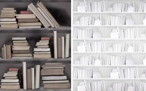 bookshelf wallpaper design holy kaw