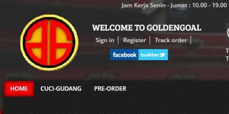 Sepatu Futsal Specs Di Golden Goal Bekasi belanja sport apparel segala merek di golden goal