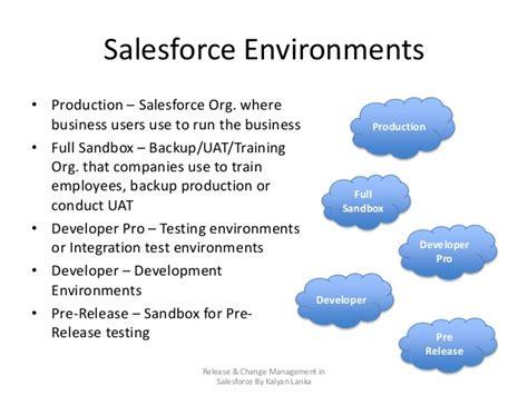 release change management in salesforce release change management in salesforce
