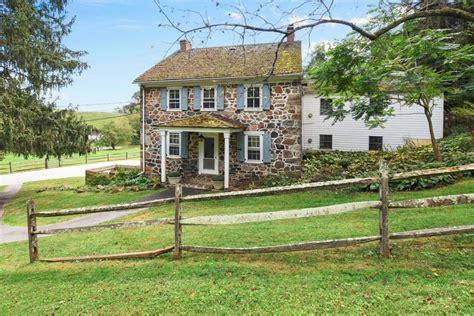 stone homes  sale  pennsylvanias