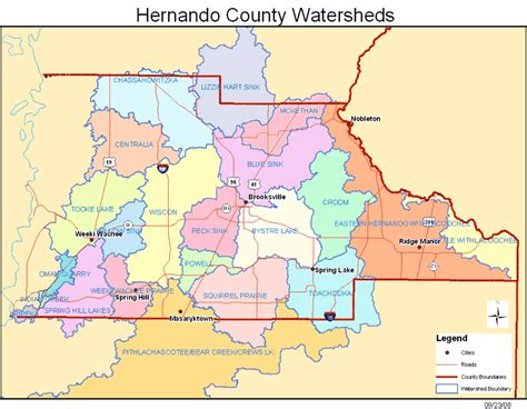 Hernando County Records News Release Workshop Will Help Develop Hernando County Flood Insurance Maps