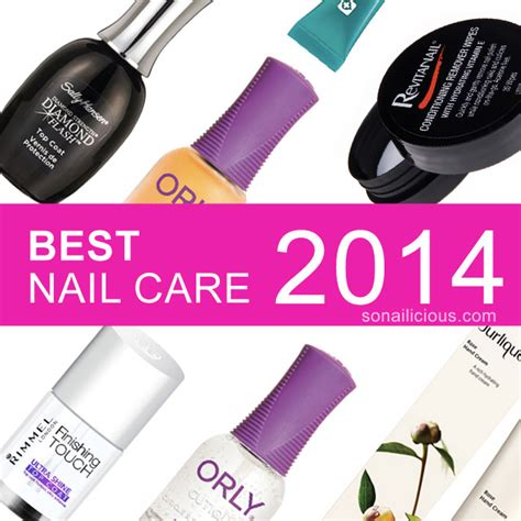 Best Nail Care by 8 Best Nail Care Products Of 2014