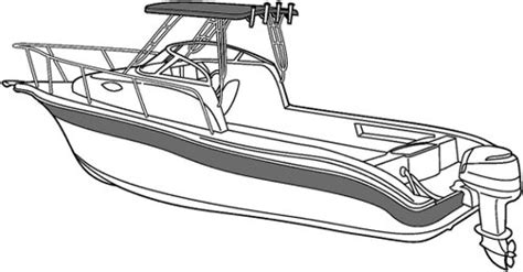 carver boat covers for walk around cuddy boat with hard top - How To Draw A Boat Hard