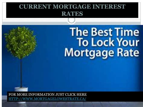 current house loan interest rates ppt mortgage rates comparison 1 800 929 0625 powerpoint