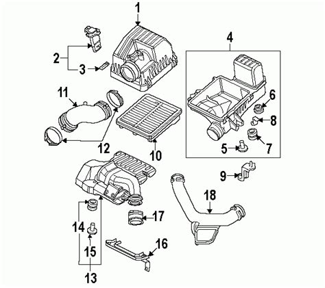 honda civic engine parts diagram free wiring