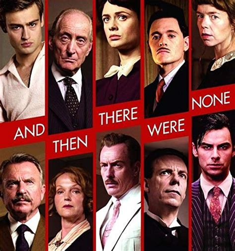 Agatha Christie And Then There Were None Characters