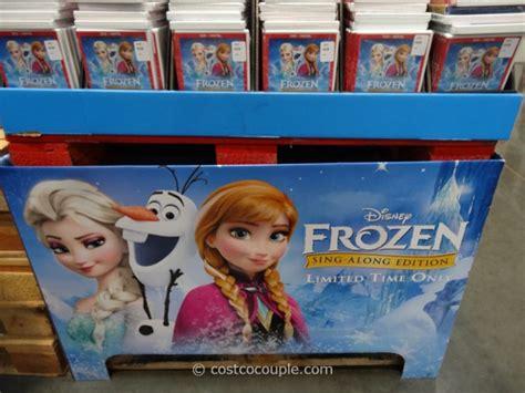 film frozen sing along disney frozen sing along dvd