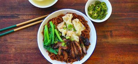 Minyak Goreng Cap Tawon resepi mee wantan simple kongsi resepi mee terkini malaysia