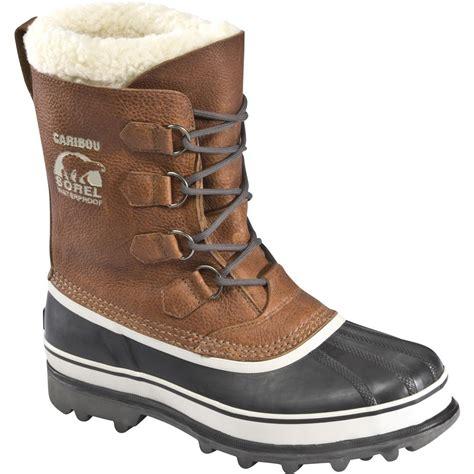 sorel boots sale mens sorel caribou boot s glenn