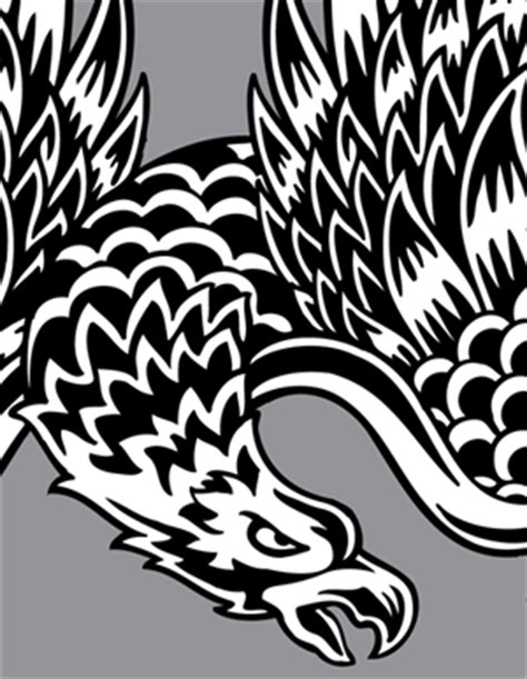 tattoo eagle vector tattoo eagle vector pack vector genius