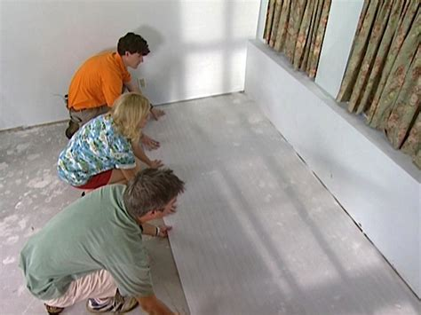 which way to lay laminate installing laminate flooring hgtv