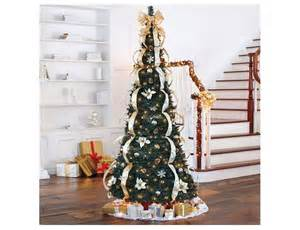 top 10 best decorated pre lit christmas trees for 2016