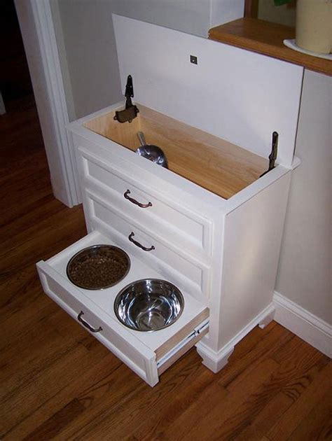 Small Dresser Ls by Make From Small Dresser Food Is Kept In Top W Scoop