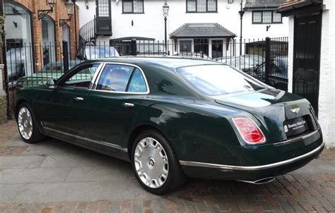 elizabeth bentley elizabeth s bentley mulsanne is up for grabs