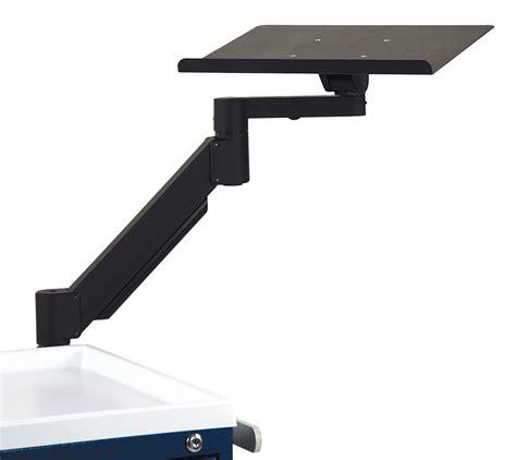 Laptop Shelf by Harloff Articulating Arm With Laptop Shelf