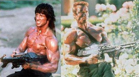 film rambo vs predator captain america vs john matrix john rambo battles