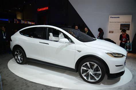 Tesla New Models New Tesla Model X On Review Six Reasons It Ll Shake