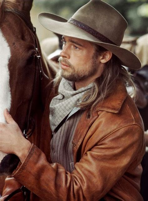 film cowboy brad pitt you ll never believe these famous celebrities that love