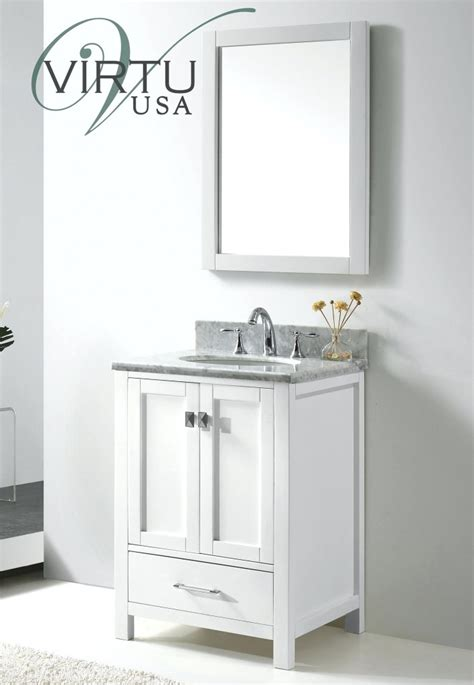 vanities narrow vanity sink cabinet narrow bathroom