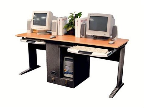 2 person computer desk two person tower computer workstation computer workstations
