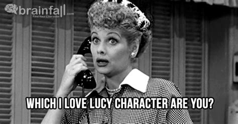 i love lucy trivia quiz which i love lucy character are you brainfall