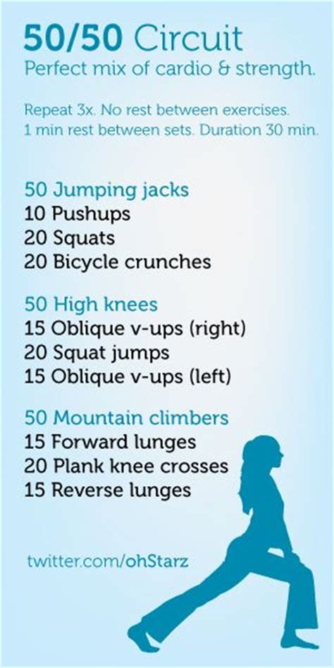 circuit workout workouts