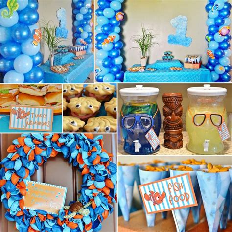 Nemo Decorations by Reserved Listing For Joseph Scarmato