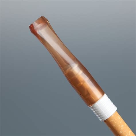 Filter Rokok Permanen Color Your disposable cigarette filters white clear tar