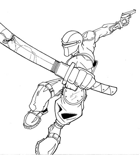 printable snake eyes 10 images of gi joe ninja coloring pages snake eyes gi