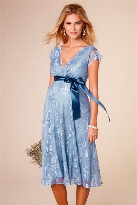 eden umstandskleid hellblau kleider kurz