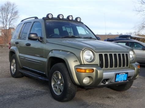 green jeep liberty renegade used jeep liberty under 3 000 for sale used cars on