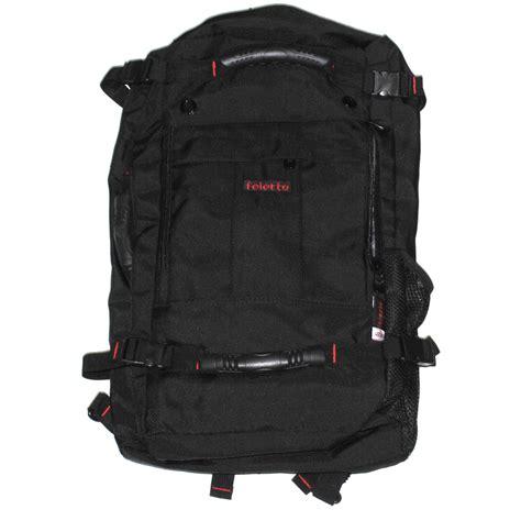 felerte tas travel backpack waterproof 40l black
