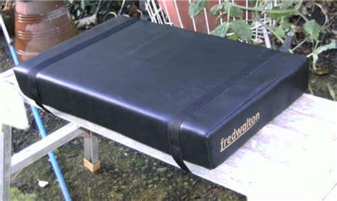 vinyl bench cushions 44 x 17 x 3 inch waterproof vinyl bench seat cushion