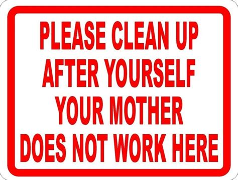 clean up after yourself your doesnt work