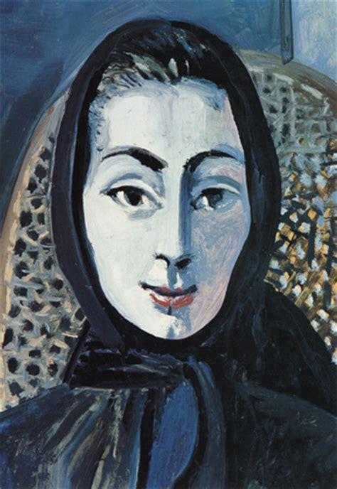 picasso paintings of jacqueline personal of artist picasso and jacqueline web
