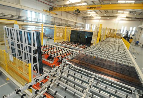 Emirates Glass | largest glass coating line in the me launched