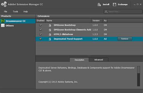 setup xp server dreamweaver enable server behaviors and data bindings panel support