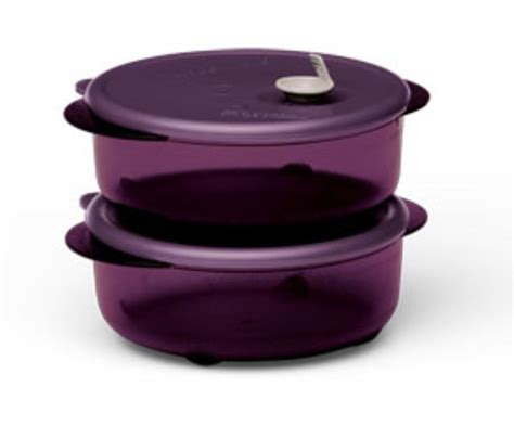 Tupperware Heat N Serve Set tupperware heat n eat rock n serve 600ml purple
