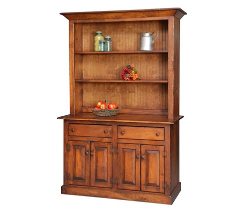 Kitchen Cabinet Lighting Options stratham farmhouse hutch farmhouse and cottage