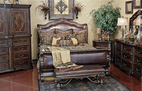 Hemispheres Furniture by Hemispheres Valencia Sleigh Bedroom